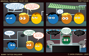 SC - Abnormal (BSE) 9 by simpleCOMICS
