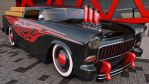 1955 Chevrolet Bel Air Nomad Custom by SamCurry
