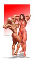 Musclebeaut2 by sgcaio