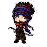 Prince of Persia Flele by Nami01