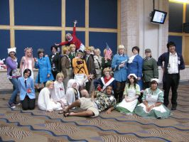 Metro11 oAo mega Hetalia group by AkizuRyuuri