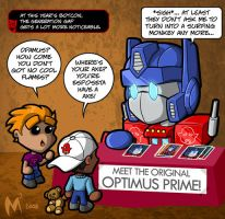 Lil Formers - The Next Gen by MattMoylan