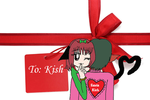 x-mas by: Aby5Possible by Kish-luvers-club