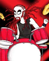 Drummin' by Freak-Egg