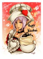 Happy Valentione 2015 by eikomakimachi