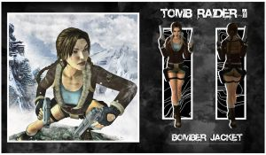 TR2: Bomber Jacket by ReD8ull