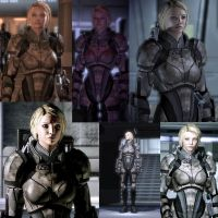 Freya Shepard - Custom Armor by Mecha-Potato-Alex
