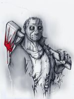 jason voorhees friday the 13th by suspension99