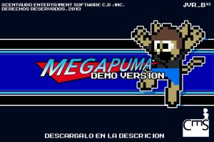 MEGA PUMA Demo (descarga) (reparado) by RedDog111