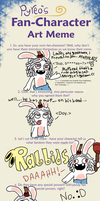 Mophead Fancharacter Meme by Opal-the-fluffmaker