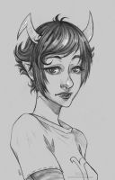 Kanaya (again) by PenWinter