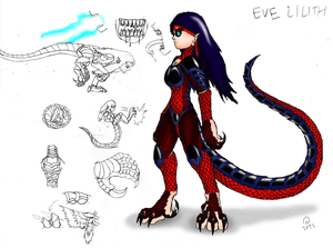 SKY: Eve Lilith Concepts