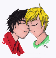This is gay by Doridachi