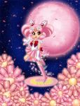 Sailor Chibi Moon by HaruShadows