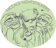 The Niccals Nightstalkers Seal of Approval by anniemae04