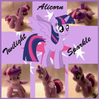 Alicorn Twilight by EPICVORT3X
