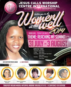 WOMEN AT THE WELL CONFERENCE 2014 by wuwiz