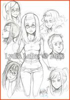 Lilly-Lamb 2013 Sketchie 3 by Lilly-Lamb