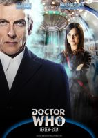 Cover Doctor Who Year 2014 by Slytan