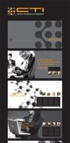 CTI Brochure Design by yienkeat