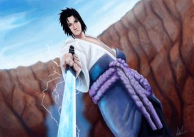 Sasuke by renegade21