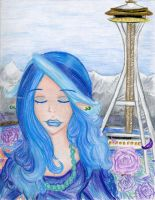 8. Hello Seattle by Saffronthewhammy