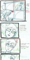 Homestuck anime Storyboard Test by pyrogina