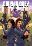 Girls in Grey - Invasion of the Body Expanders by expansion-fan-comics