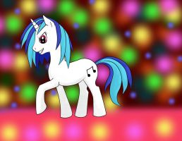 vinyl scratch by Astral-Ice