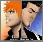 Bleach: Father and Son - 1 by HiddenIce