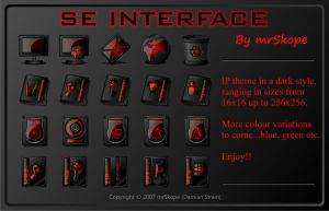 SE Interface by mrSkope