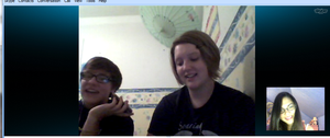 OMG Buzzley and I skyped S2 by TayMay135