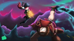 LoL - Pirate Battle by Twisted4000