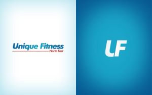 Logo 52: Unique Fitness by zainadeel