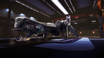 The Viper KL Starship - Hangar by RetroLin