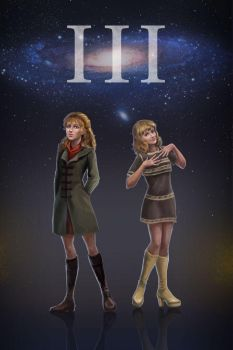 Doctor Who Companions - VI by Power-and-Chaos
