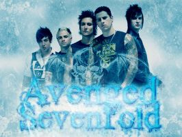Avenged Sevenfold Wallpaper by angryannoyance