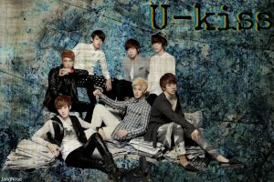 U-kiss by JangNoue