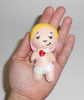 Bobby Hill Cupid Plushie by kiddomerriweather
