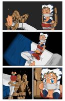 Ahsoka tano minicomic 3 by BlackEkiz