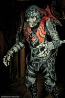 Karn - Gears of War Judgement by cimmerianwillow