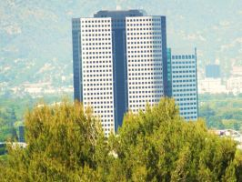 Tall Building in Hollywood by XxSilverOwl13xX