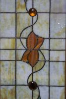 Stained Glass Window by LadyRStock