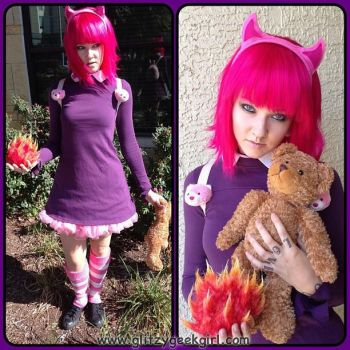 Annie from League of Legends Cosplay by glitzygeekgirl