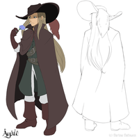 .: Ayale Sheet Reference :. by PirateHearts