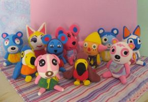 Animal Crossing Clay Pimphood by MadameWario