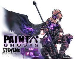 paint (ghost ver) by Stevens8
