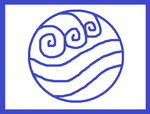 Waterbending Symbol by TheDecepticonFemme