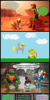 The Legend of Zelda: Pain in the Ass (Pt. 22) by TheRockinStallion