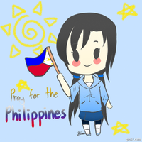 Pray For Pinas by miyukilee123